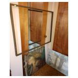 Basement Room Left:  Oil Painters, Picture Frames