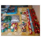 Basement Room Left:  Christmas