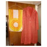 1st Bed Room Left:  Vera Scarf,  Glenhaven Coat w/Dress