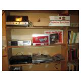 Garage:  Stereo, CD Player, Other Stuff