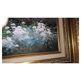 Living Room:   Thomas Kinkade Pictures/Paintings