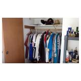 Upstairs Bedroom 1st Left: Short Sleeve Shirt, Some New