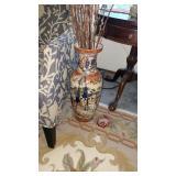Living Room:  Chinese Vase