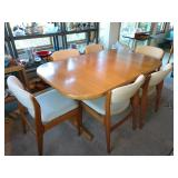 Kitchen/Dining Room:  Benny Linden Design Dining Table