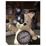 Rhythym Cat Clock - Japan