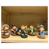 Wonderful ceramic figures from the Christmas Carol