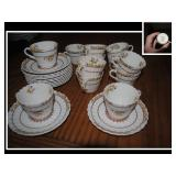 Copeland Spode cup and saucers