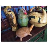 Animal Shaped Baskets