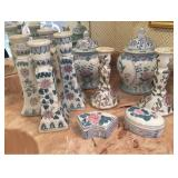 Asian Inspired Pottery