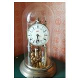 Brass Schatz Anniversary Clock