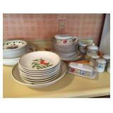 Dishware Assortment