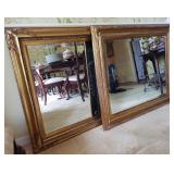 Framed Mirrors 2