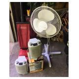 Hoover Vacuums, Fan, Heaters