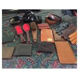 Mens Leather Wallets and Accessories