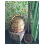 Primitive Style Baskets