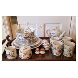 Tea Service - Andrea by Sadek