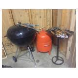 Weber Grill, Smoker