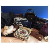 Womens Vtg Handbags