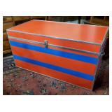 Historic Claumet Farm Horse Tack Box
