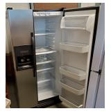 Whirlpool Stainless Refrigerator