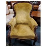 Atq Victorian Arm Chair