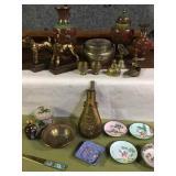Brass & Cloisonne Collectibles