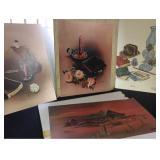 C. Don Ensor & Ken Holland Prints 4