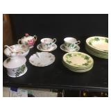 Franciscan & Other China Pieces