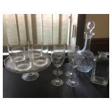 Glass Barware Collectibles