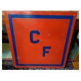 Historic Calumet Farm Sign