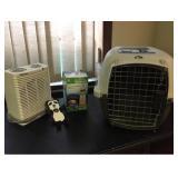 Holmes Heater, Pet Carrier