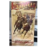 Jockey Club Poster