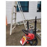 Ladders, Shop Vac