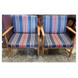 MCM Teak Chairs 2