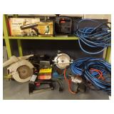 Power Tools, Extension Cords