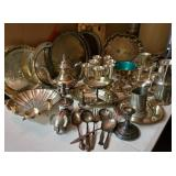 Silverplate, Pewter, & Weighted Sterling