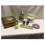 Vtg Limoges Jewelry Box