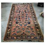 Atq Hand-Knotted Runner