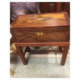 Atq Handmade Writing Box