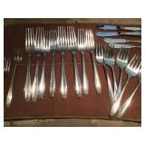 Atq Prelude Sterling Forks, Knives