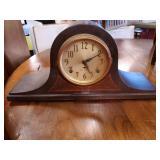 Atq Seth Thomas Mantle Clock