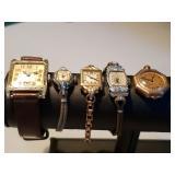 Atq/Vtg Watches Gold 5
