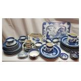 Mottahedeh Blue & White Canton Ware