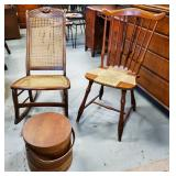 Victorian & Early American Chairs