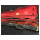 Vtg Frost & Stone Violin in Case