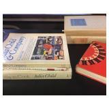 Vtg Julia Child Cookbooks 6