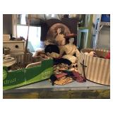 Atq Dolls, Clothes & Furniture