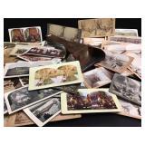 Atq Stereoscope w/Cards