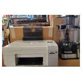 Hamilton Beach Food Processor + Dell Printer