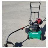 Lawnmower + Weeder